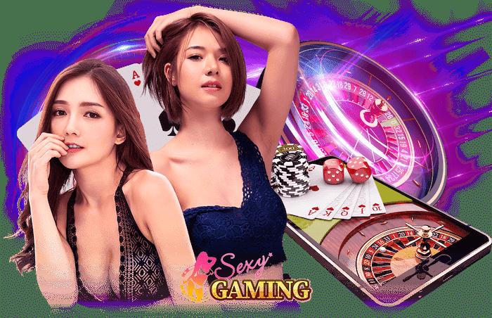 จุดเด่นของค่ายคาสิโน Sexy Gaming